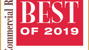 RYER Associates Wins Best Commercial Brokerage Firm in CT