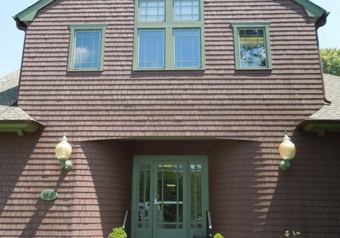 162 Danbury Road - Front Door