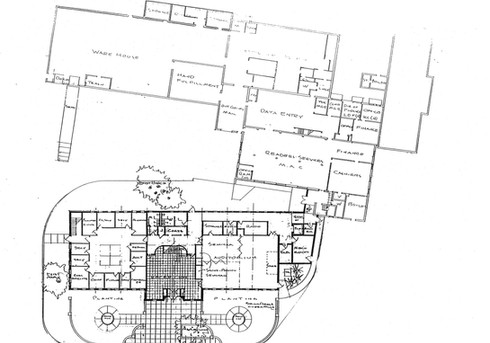 535 Route 22 - First Floor Plan
