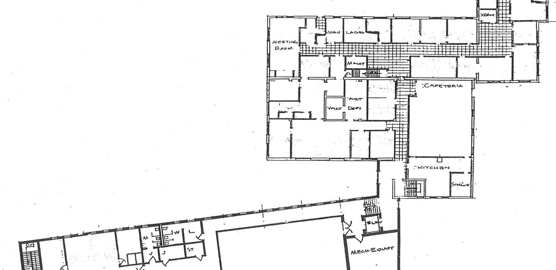 535 Route 22 - Second Floor Plan