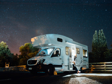 Ready to enjoy life...in an RV?