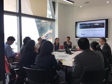 FundingReach and ADB Delegation