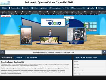 Cyberport Career Fair 2020