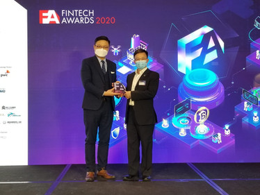 Fintech Awards 2020 – iFinGate Limited