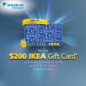 $200 IKEA Gift Card Promotion