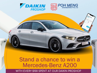 No joke! Here's your chance to win a Mercedes-Benz A200.