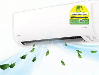 Trending: This latest air-conditioner model uses R32
