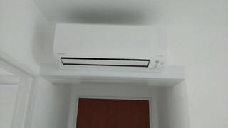Our Showcase: Air-con installation