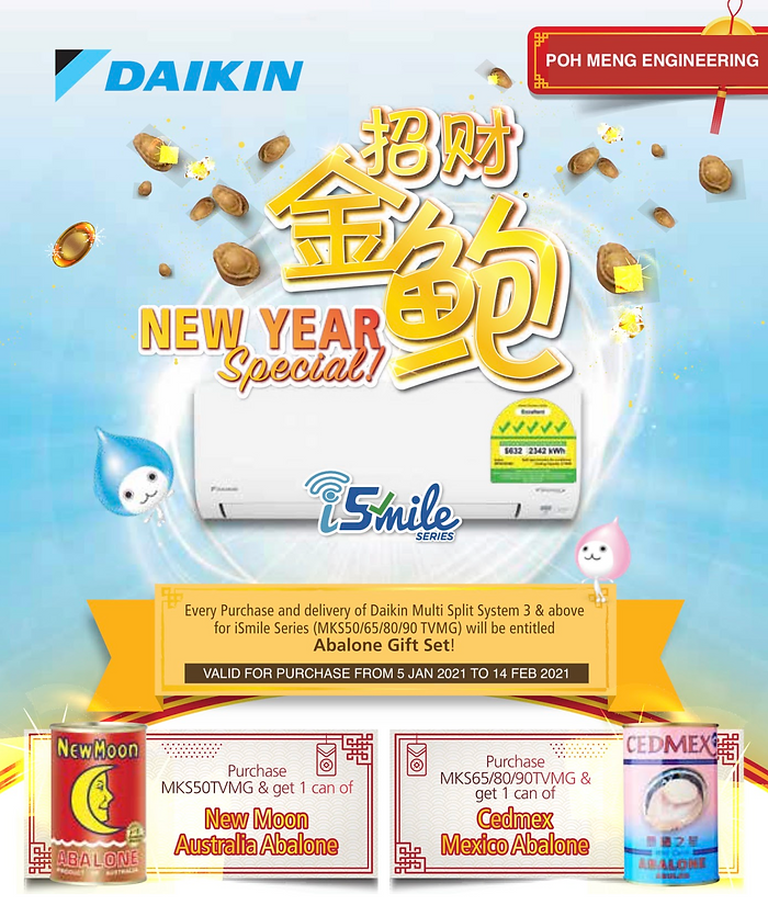 Daikin New Year Special 2021