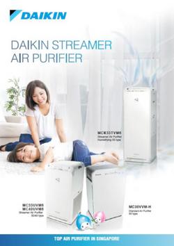 Daikin Air Purifier