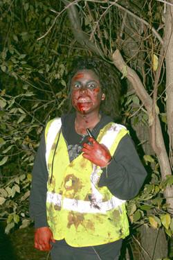 zombie road worker