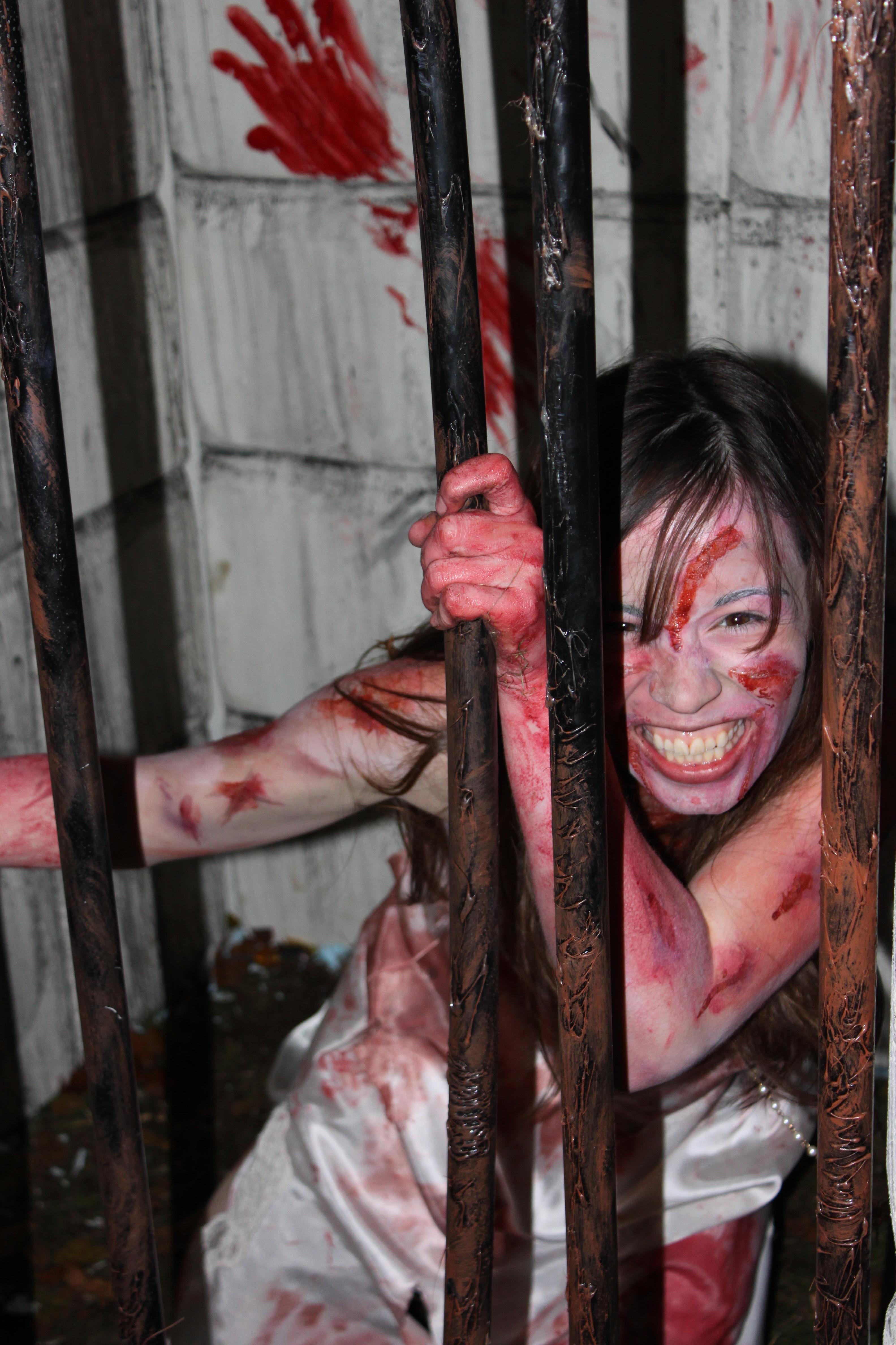 Victim in Jail