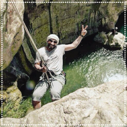 Conquering fears has its own ecstasy