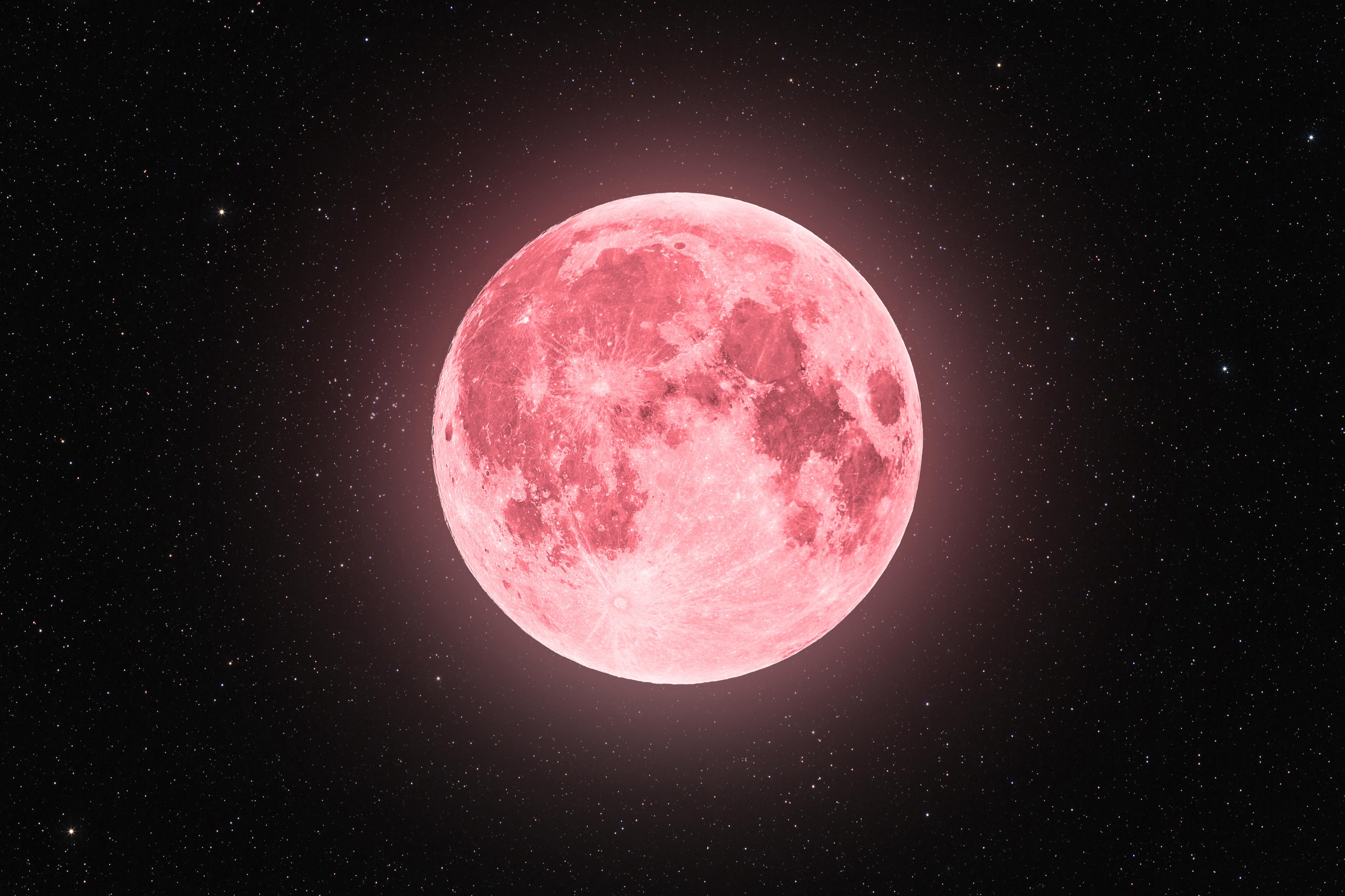 August Full Moon Meditation