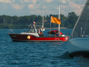Race Committee Volunteers needed for weekend of Friday May 31st to Sunday June 2nd for Lake Ontario