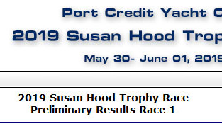 Susan Hood Trophy Race Results are in!