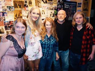 Emily Joy Plays First Nashville USA Show