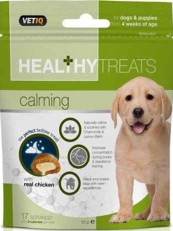 Calming treats for puppies