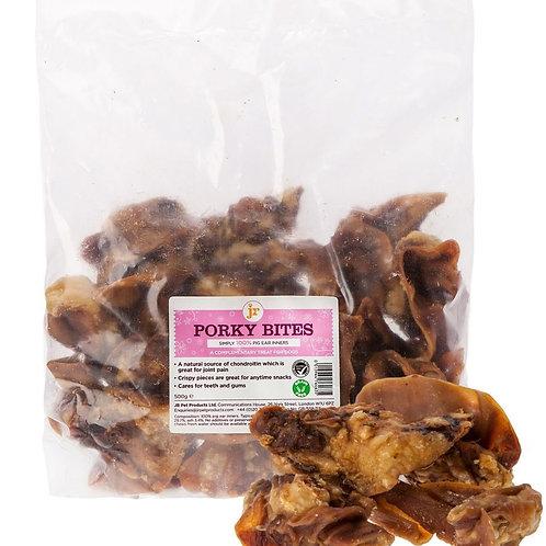 Porky bites 500g