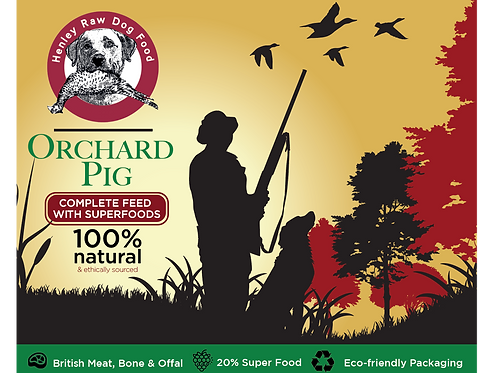 Orchard Pig Deluxe 500g