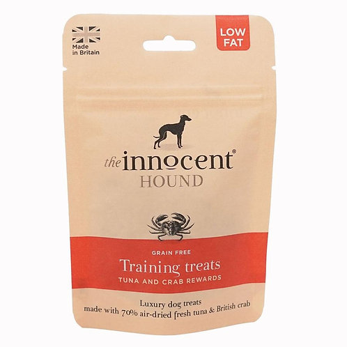 The Innocent Hound Luxury Dog Training Treats with Tuna & Crab