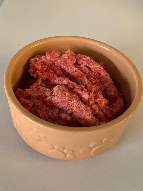 MVM, Minced Pork & Chicken Carcass
