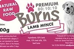 Lamb mince 400g