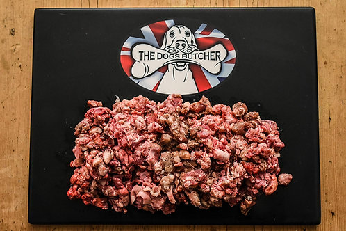 1kg Meaty Lamb Mince With Duck 80-10-10
