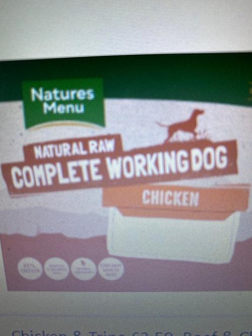 Natures menu  chicken 500x2