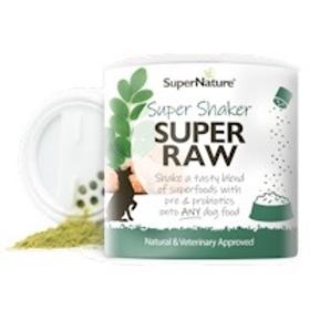 Super nature shaker raw