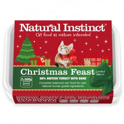Cat Christmas Feast 500gx2