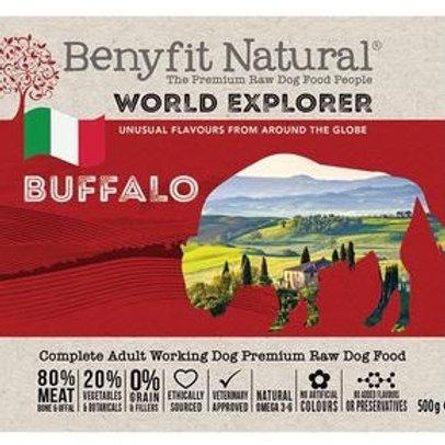 World explorer buffalo 500g