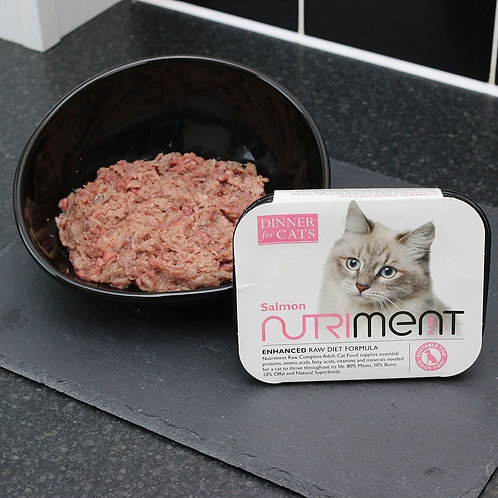 Dinners for cats salmon 175g