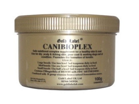 Gold label  Canibioplex