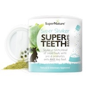Super nature shaker teeth and gums 60g