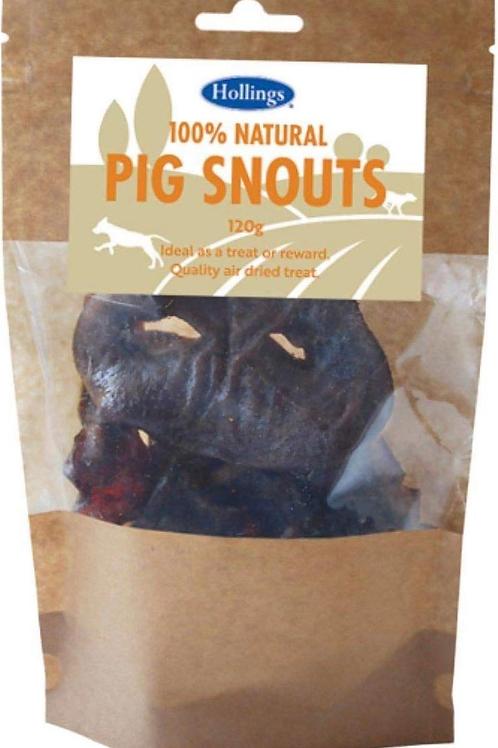 Hollings pig snouts 120g
