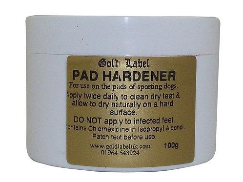 Pad hardener 100g