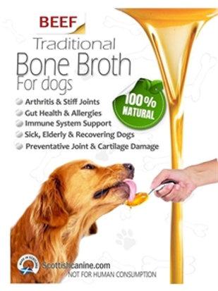 Beef Bone broth 500ml