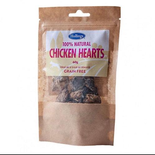 Chicken hearts 69g