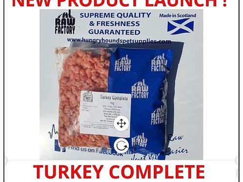 Turkey complete 1kg 100% Turkey