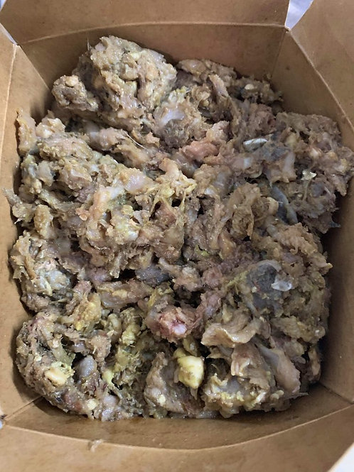 Tripe and fish 1kg
