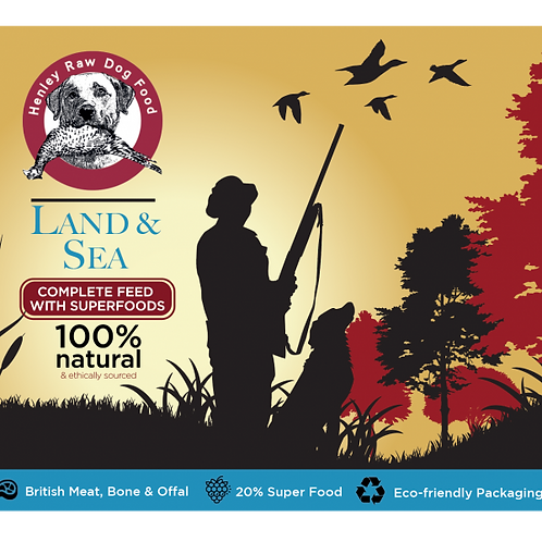 Land and Sea Deluxe 500g