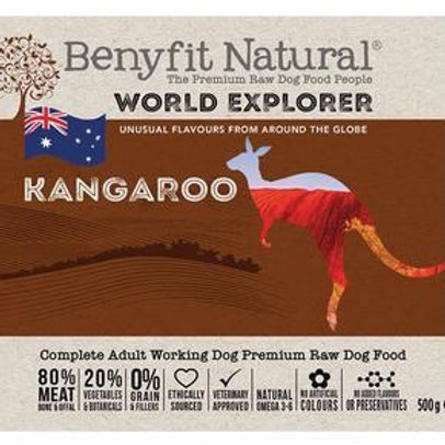 World explore kangaroo 500g