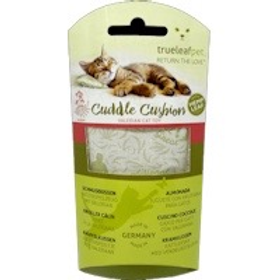 True hemp cuddle cushion cat