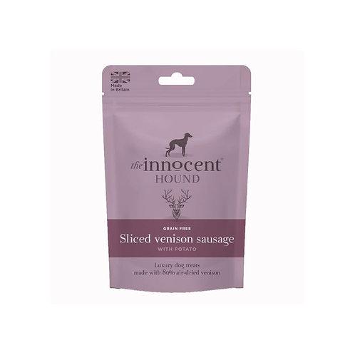 The Innocent Hound - Sliced venison sausage