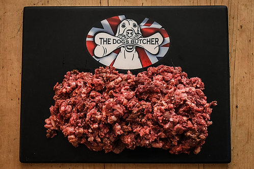 1KG Ox (beef) mince with duck 80-10-10