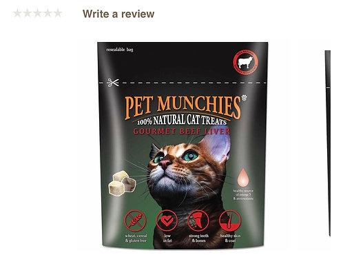 Pet munchies beef