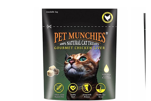 Pet munchies gourmet chicken 10gr