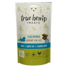 True hemp calming cat treats 50g