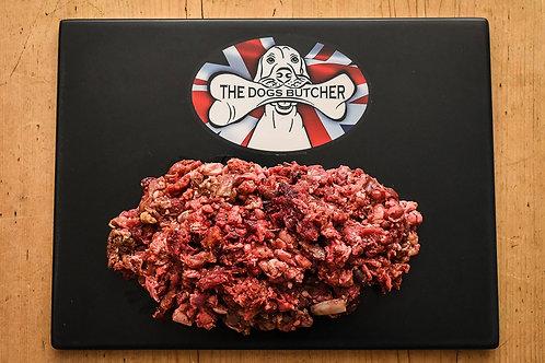1kg Purely venison single protein mince 80-10-10